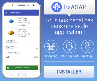 télécharger l'application RxASAP